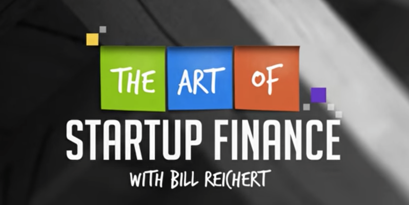 The Art of Startup Finance