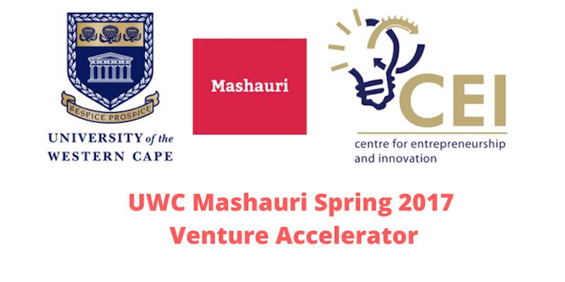 UWC Post Graduate Venture Accelerator