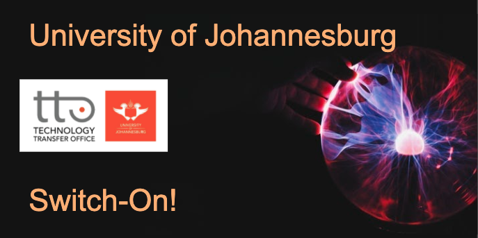 University of Johannesburg: Switch-on program
