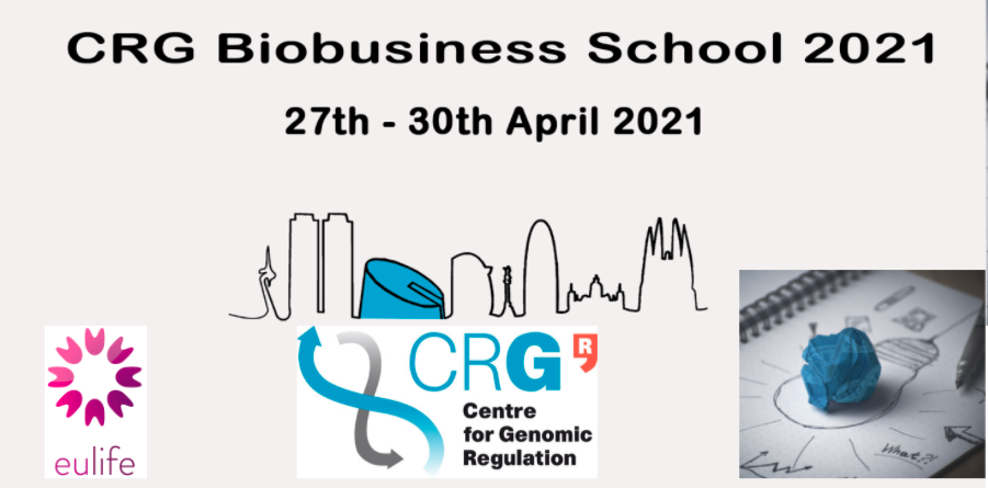 CRG Biobusiness School 2021