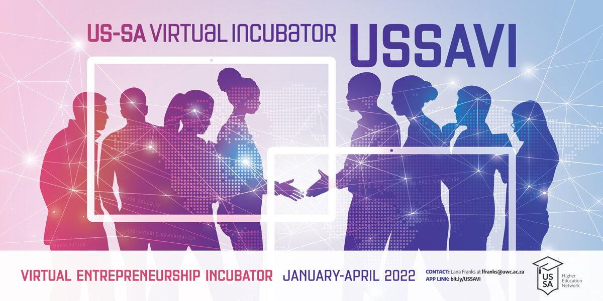 USA SA Higher Education Virtual Incubator